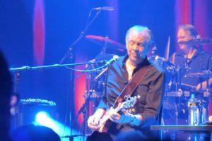 Andrew Latimer, gitarist van de band Camel. Foto copyrights: Peter Nugteren.