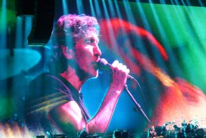 Roger waters in de Ziggo Dome
